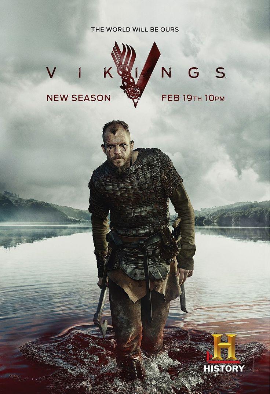 Сериал Викинги сезон 3 (2015), смотреть онлайн бесплатно в хорошем ...