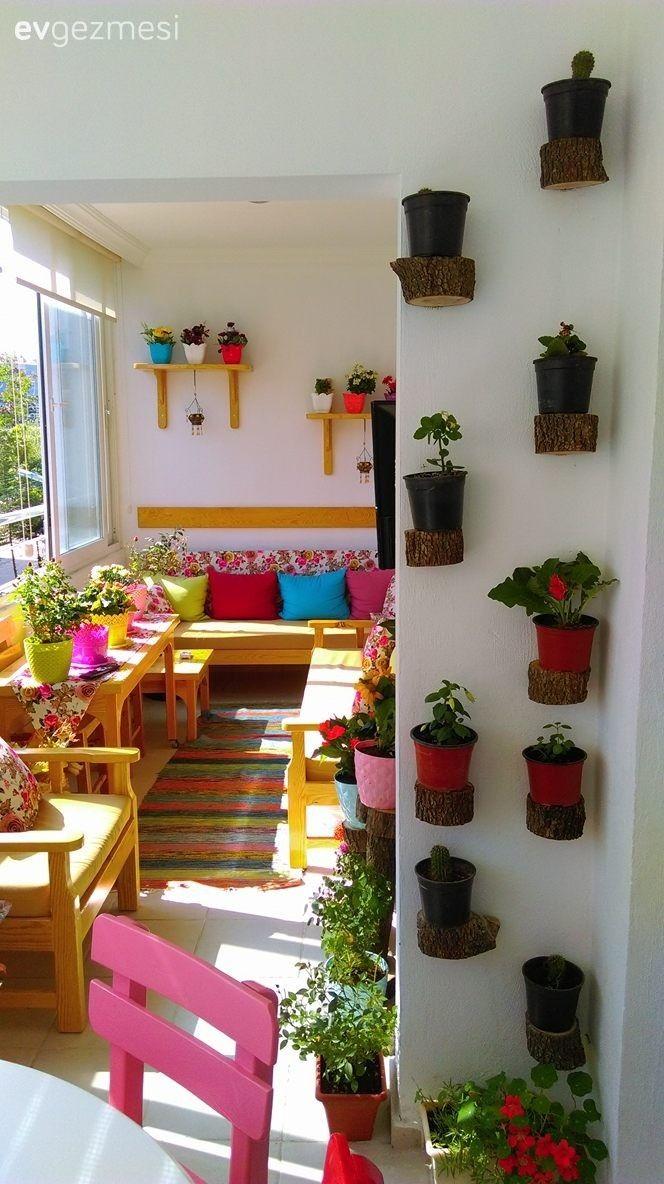 Balkon Dekorasyonu Zamani Gercek Evlerden 28 Sahane Balkon Tasarimi