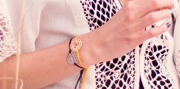 Click to see all the classic cord Chakra bracelets from Daisy London