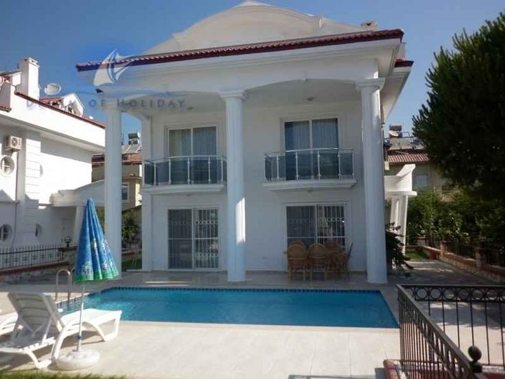 fethiye rent villa for vacation