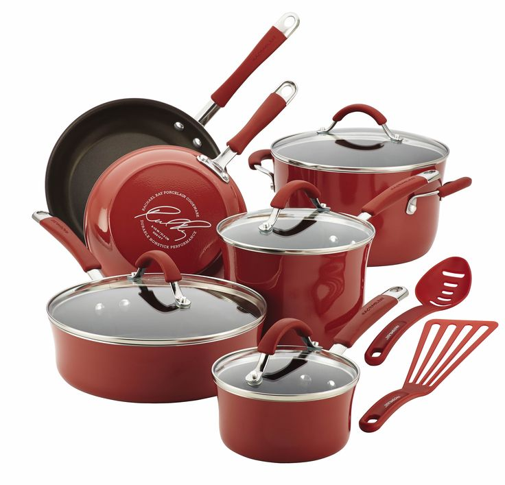 Rachael Ray 12-Piece Cookware Set Giveaway