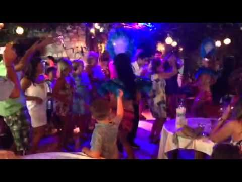 Carnival Fun at Planet Yucca Kusadasi every Friday night