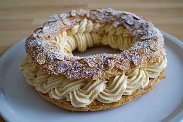 Recipe Paris Brest 01 Recipe: Paris Brest with mousseline cream