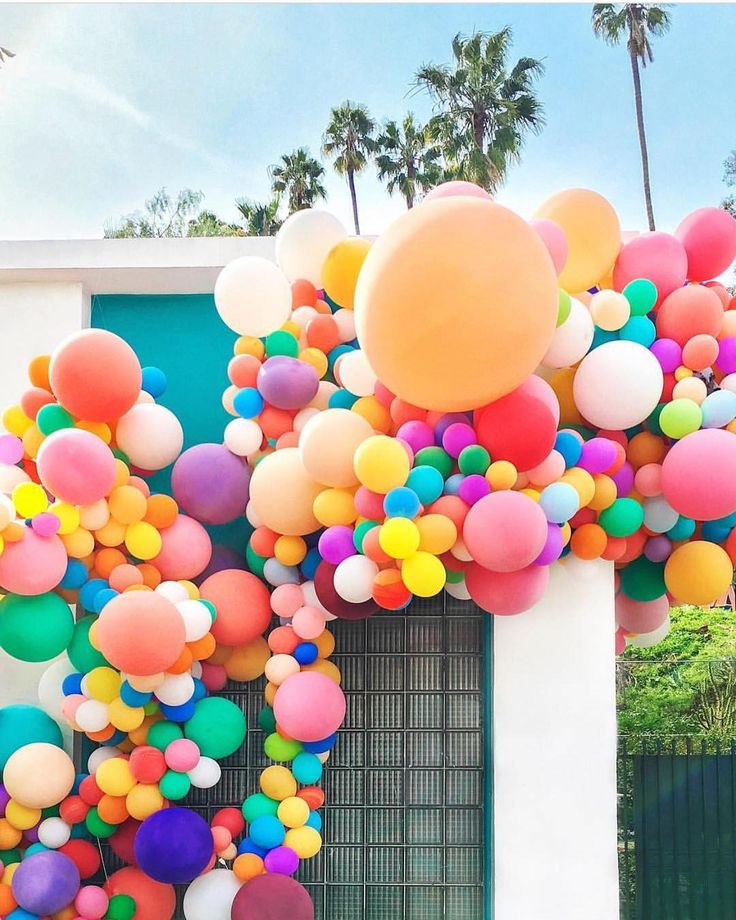 336 best Things To Do With Balloons images on Pinterest Ideas
