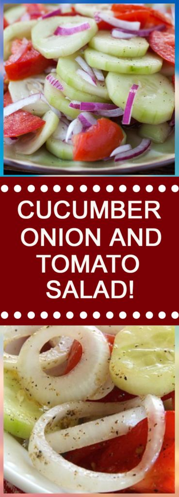 "Welcome again to ""Yummy Mommies"" the home of meal receipts & list of dishes, Today i will guide you how to make ""CUCUMBER, ONION, AND TOMATO SALAD!"". I made this Delicious recipe a few days"