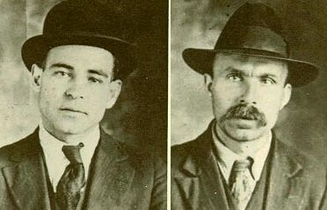 Nicola Sacco (April 22, 1891 – August 23, 1927) and Bartolomeo Vanzetti (June 11, 1888 – August 23, 1927) were Italian-born anarchists who were convicted of murdering two men during the armed robbery of a shoe factory in South Braintree, Massachusetts, United States in 1920.
