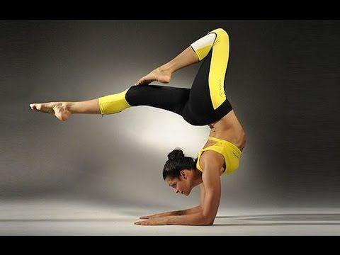 Йога для начинающих. Как иметь гибкое тело, уделяя этому по 30 минут в д...
