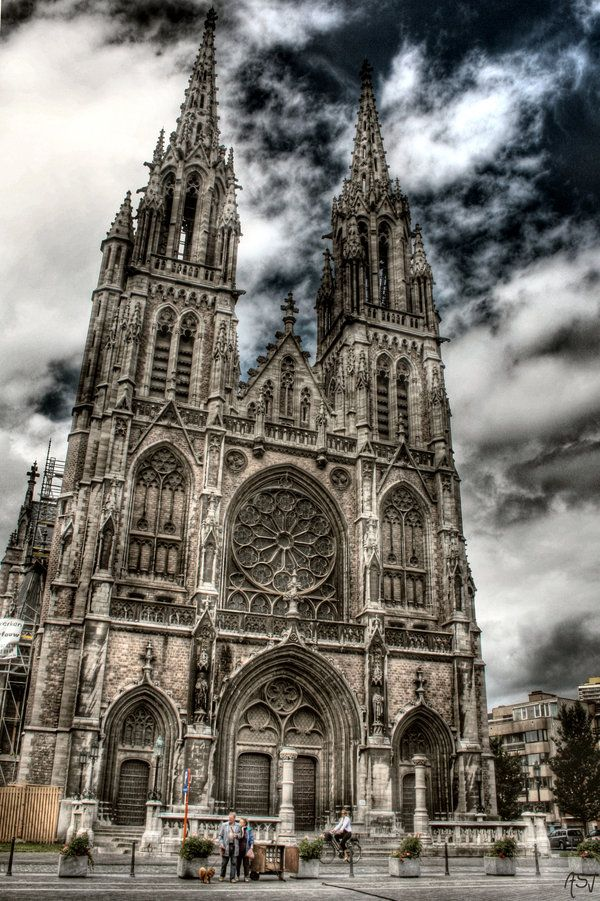 The tall building HDR by ~AyseSelen on deviantART