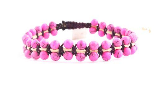 Pink Kath bracelet