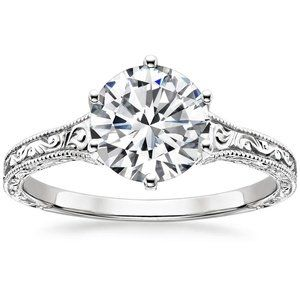Build Your Own Engagement Ring   Engagement Ring Settings | Brilliant Earth