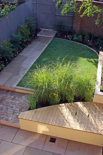 garden bed shape idea