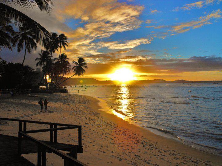belissimo Brasil - por do sol em pipa