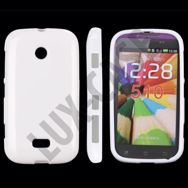 Nokia Lumia 510 Suojakotelo - Valkoinen
