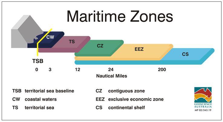 australia marine boundariy - Google Search