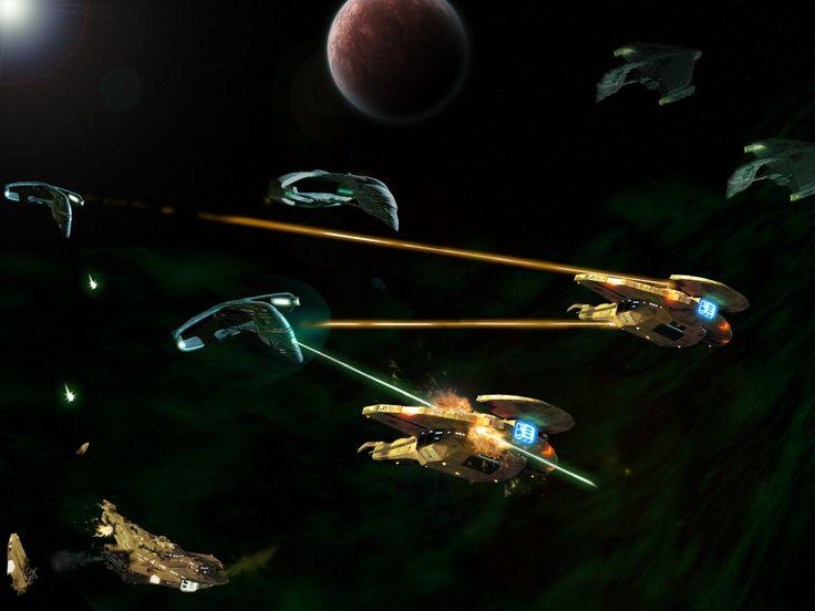 Romulan+Attack+by+samuelkowal906.deviantart.com+on+@deviantART