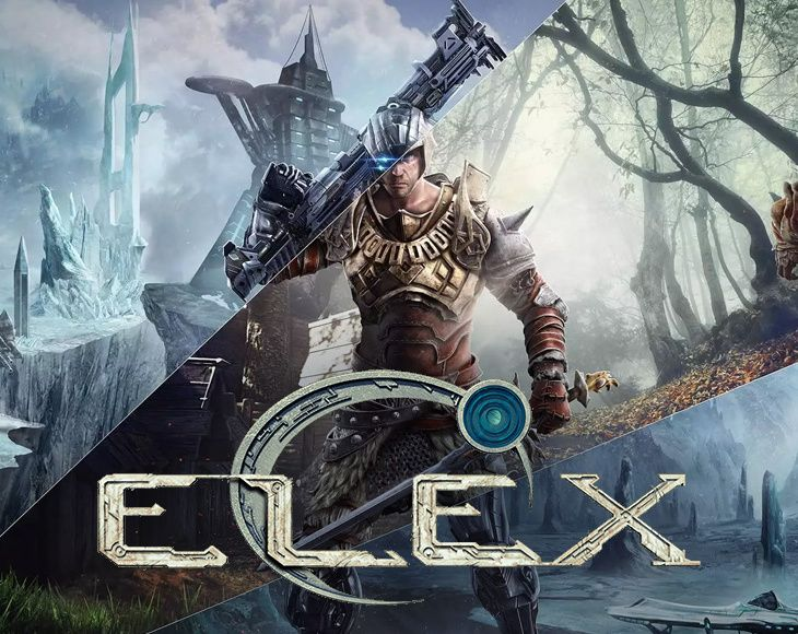 ClanGeek, snapshot of Elex Ps4 or xbox one, Download