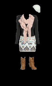 If someone got me this, I'd love them forever. wet seal outfit <3