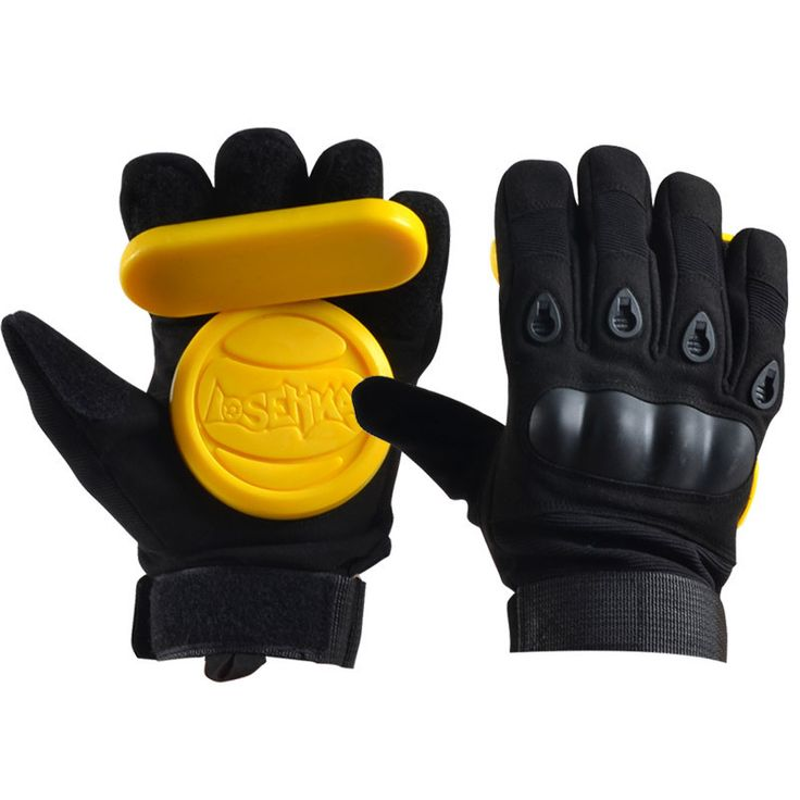 Glove Skateboard Gloves Longboard Slide Gloves With Slider Skate Accessoriesg Brake gloves Roller Safety Gear