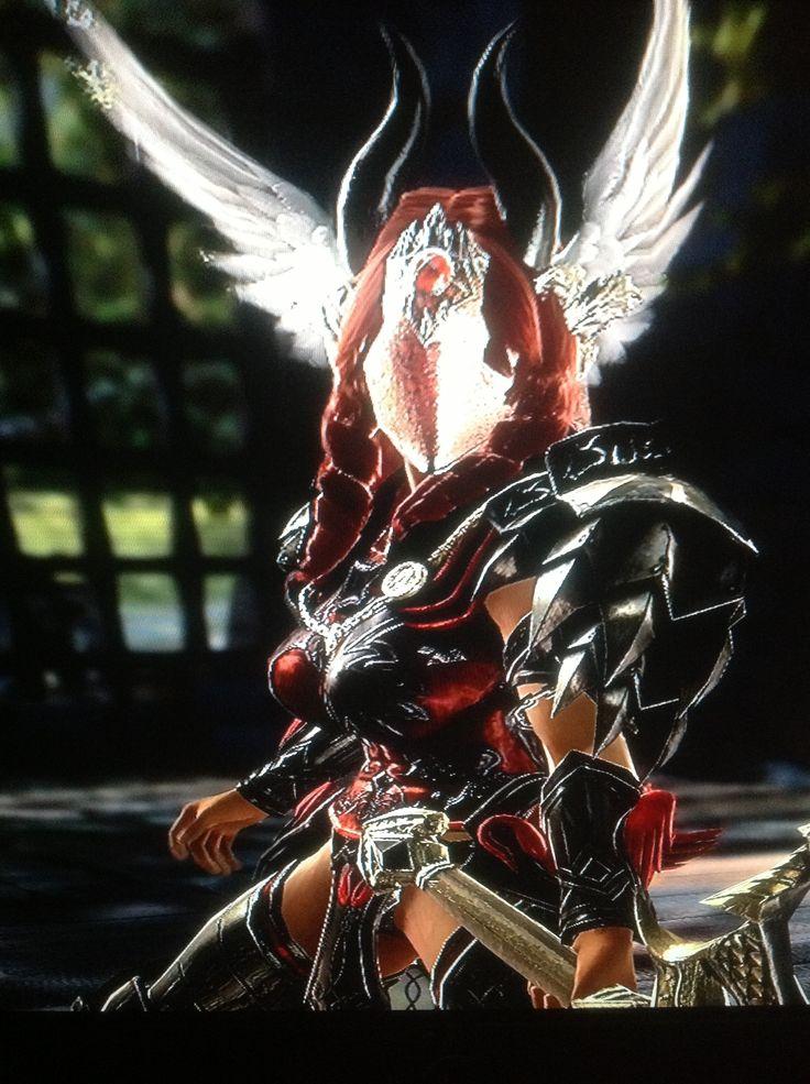 Soul Calibur V Created