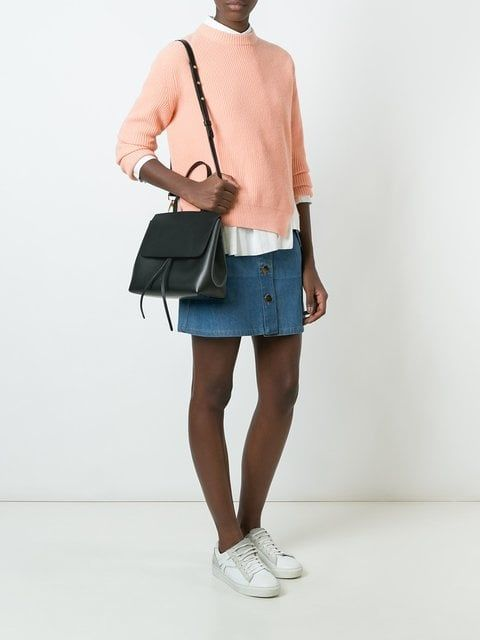 0e50bfc9bc1b Shop Mansur Gavriel Mini Lady bag