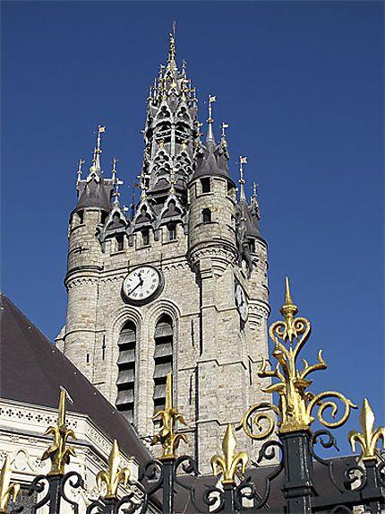 le Beffroi de Douai. Nord