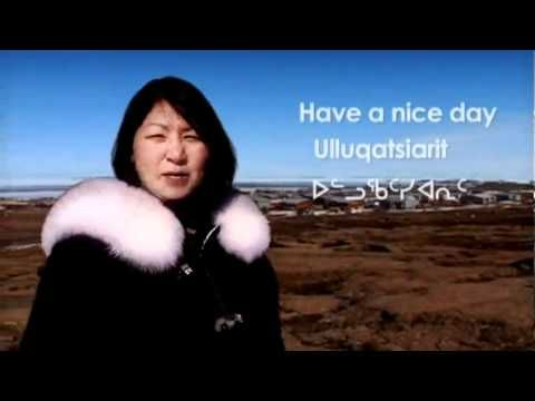 Learn Inuktitut part 2 - YouTube