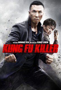 Kung Fu Killer (2014) Poster