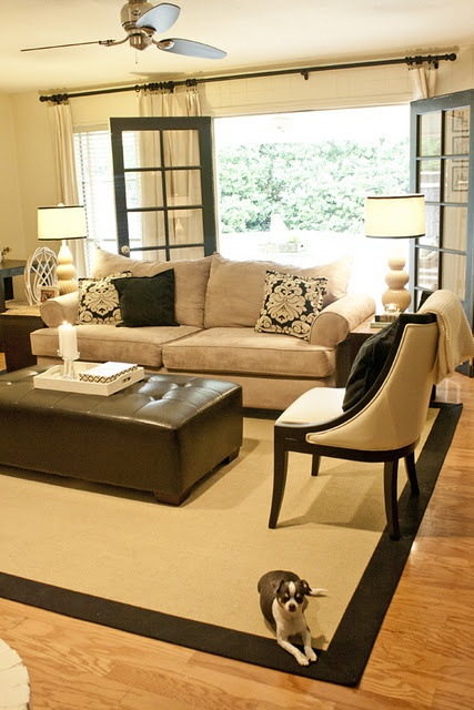 Best 38 Best Images About Black And Tan Living Room On 400 x 300
