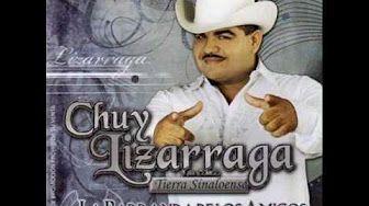 Chuy Lizarraga -Popurri De Las Uvas - YouTube
