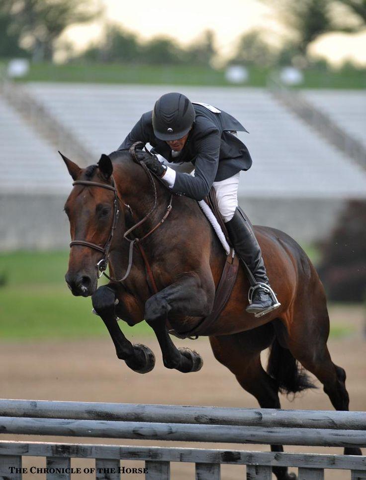 Caramo and Harold Chopping - $25,000 USHJA Int'l Hunter Derby - Atlanta