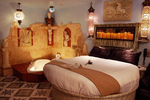 Adventure Suites, N. Conway, NH Roman RendezVous Suite $279-$309 midweek