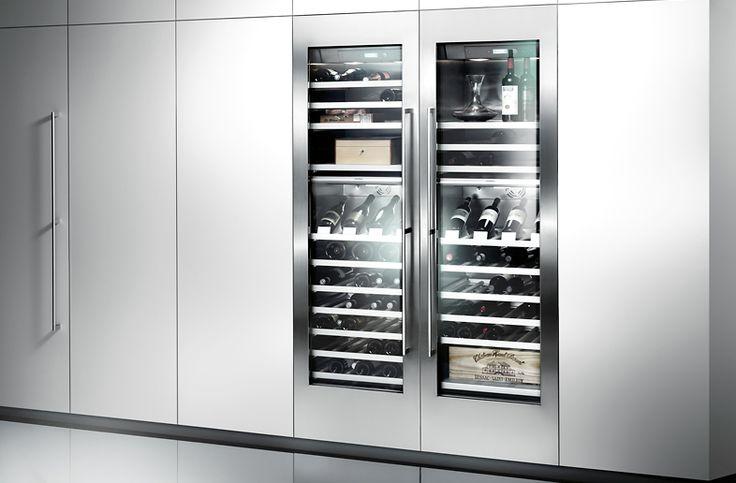 gaggenau appliances vario wine climate cabinet 400. Black Bedroom Furniture Sets. Home Design Ideas