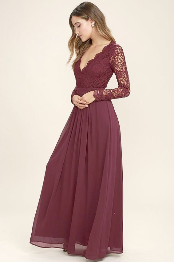 Formal Dress Rental Evening Dress In Dubai Prom Dresses Long With Sleeves Long Sleeve Lace Maxi Dress Blue Bridesmaid Dresses