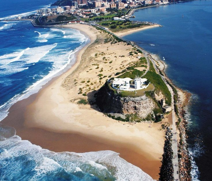 Newcastle, Australia! I stayed here for a year and I have to say it is one of the best years of my life..I had super awesome time here.