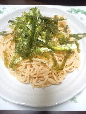cod roe pasta お家で簡単本格的たらこスパゲッティ(2)
