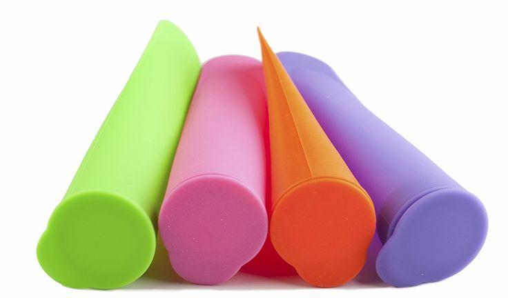 Saxon® - 4 Piece silicone Ice Pop Maker Set, Ice Pop Moules, approuvé par la FDA et sans BPA. Assurez-glace aux fruits Pops & Smoothie Pops. Vous pouvez créer votre gâterie idéale pour toute la famille. NON STICK et flexible, plus ils nettoient super facile. Poison du parti coffret parfait.: Amazon.fr: Cuisine & Maison
