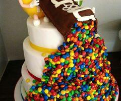 a wedding cake? o.O <3