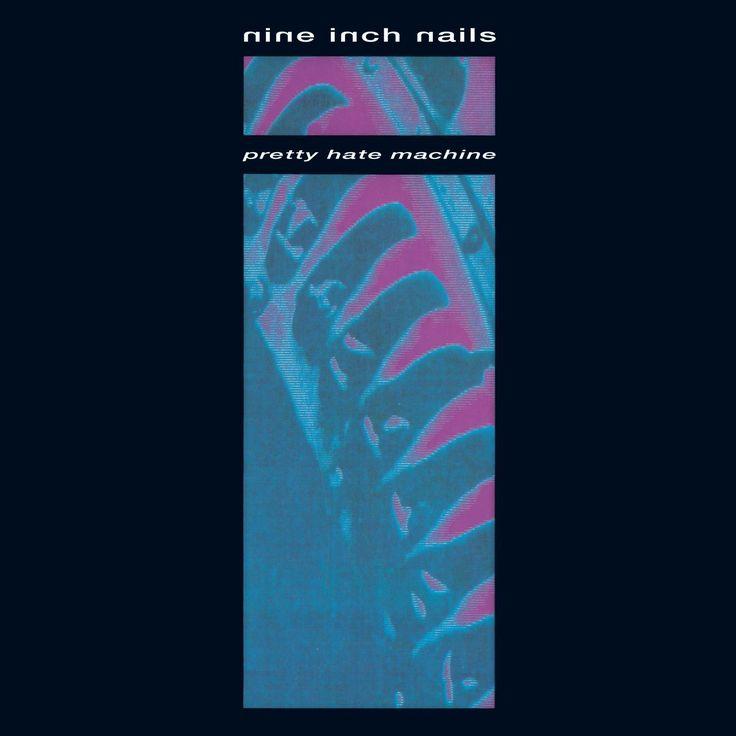 Nine Inch Nails - Pretty Hate Machine on LP