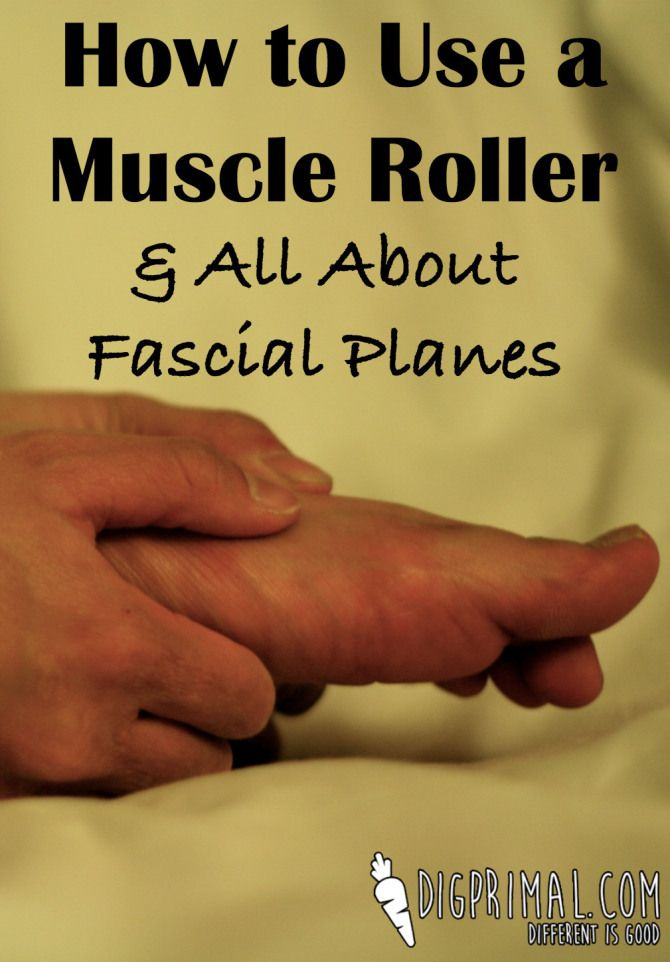 How to Use a Muscle Roller and much more!
