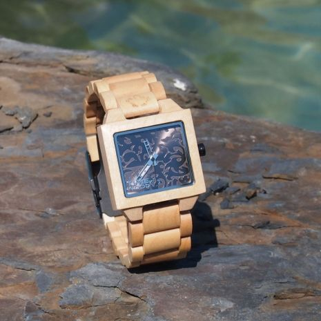 Ceas din lemn TimeWood Sirius Unisex