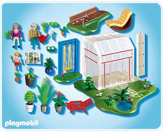 Afbeeldingsresultaat voor playmobil moderne villa