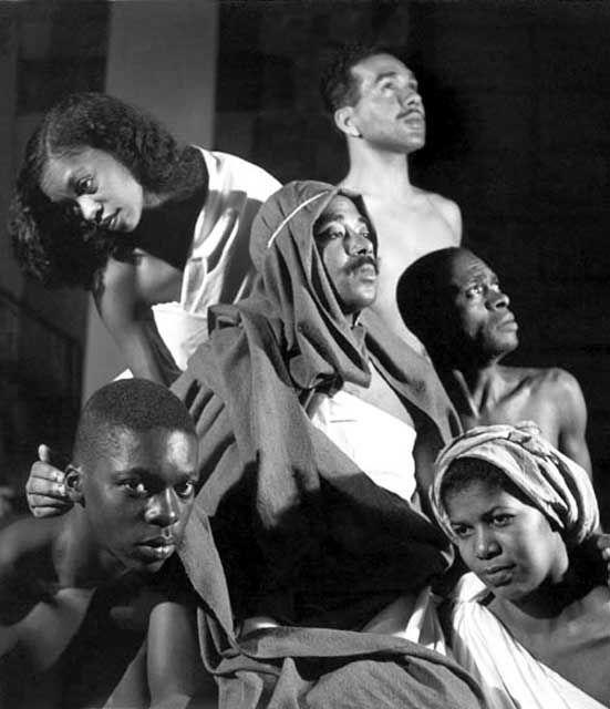 TEN - Teatro Experimental do Negro