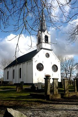 Kerkje Grootegast, Groningen.