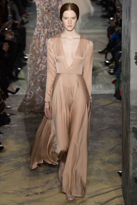 VALENTINO SPRING 2014 COUTURE Magdalena Jasek