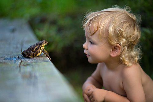 Beautiful contact