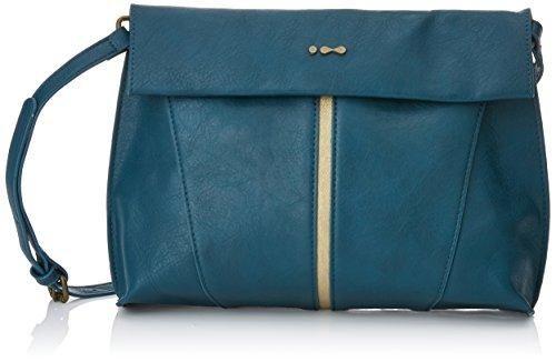 Oferta: 69.95€. Comprar Ofertas de Skunkfunk Magi, Shopper y Bolso de Hombro para Mujer, Azul (Artic Blue), 8x31x21 cm (W x H x L) barato. ¡Mira las ofertas!