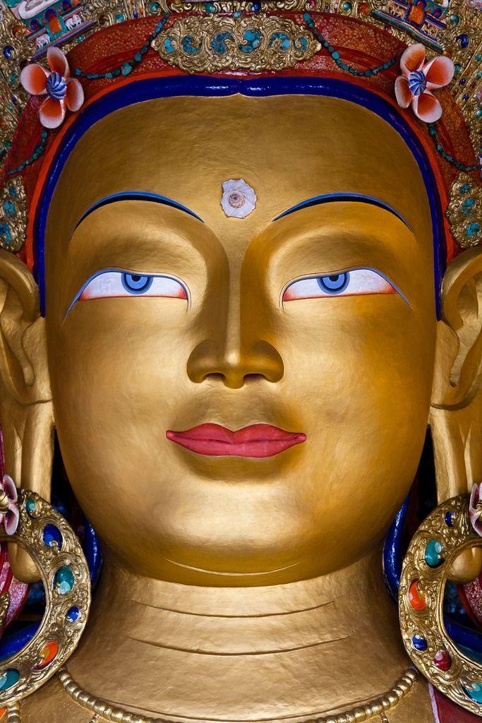 Tibetan Buddhism - Maitreya, photo by Henrik Johansson
