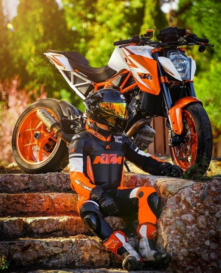Ktm Bike Wallpapers Ktm Duke Motorcycle Super Bikes