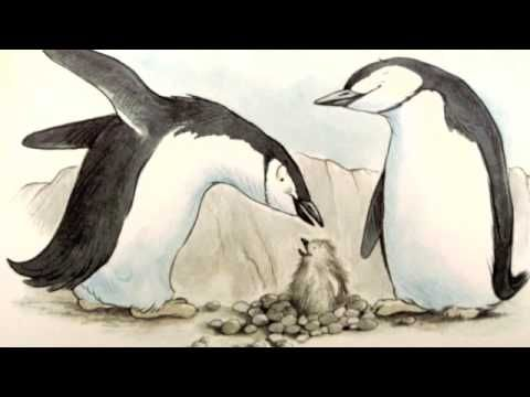 And Tango Makes Three, a story of two male penguins who raise a baby penguin together.