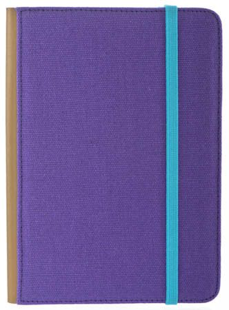 Why not go purple seth this beautiful canvas cover designed for your Kindle ebook reader.   EreadersRus  - M-edge Trip Jacket for Kindle, Kobo and Sony, AUD24.95 (http://www.ereadersrus.com.au/m-edge-trip-jacket-for-kindle-kobo-and-sony/)
